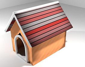 Dog House - Type 1 3D model