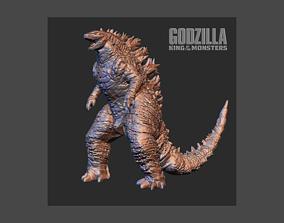 3D print model Godzilla II - King of the Monsters - 2019