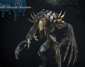 Reaper 3D asset