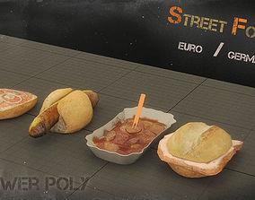 streetfood pack 1 3D asset