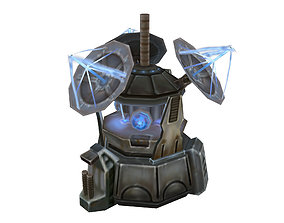 3D Energy device - radar 01