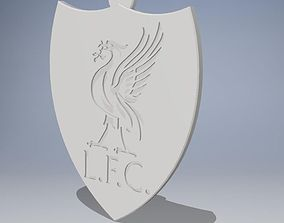 3D print model Liverpool FC trinket