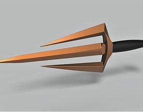 3D print model Dagger from The Orville
