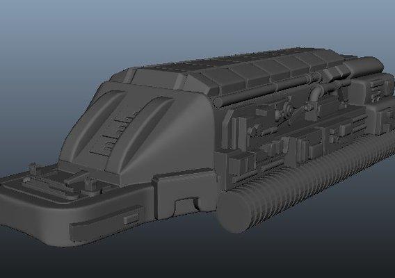 Predator Final Model