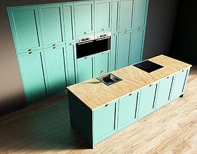3D wood 62-Kitchen2 matte 6