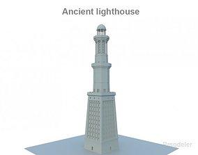 LightHouse 3D model