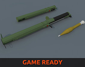 3D model Low Poly RPG-18