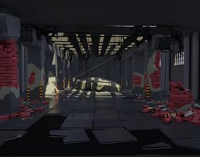Ruin-Garage 3D