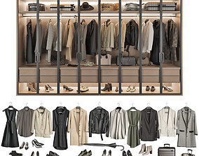 Walk-in Closet 98 part 4 3D