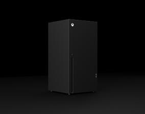 XBOX Series X Preview According to 3D model