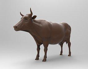 3D print model COW mod1