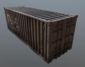 3D model Storage Containter