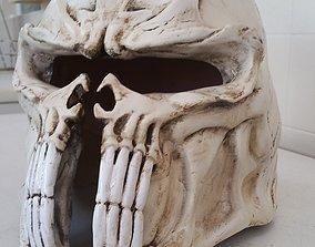 3D printable model Star Wars Boba Fett Skull Helmet 4