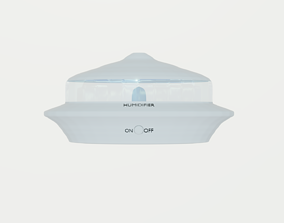 portable 3D model Humidifier