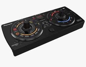 Pioneer RMX-500 console 3D model