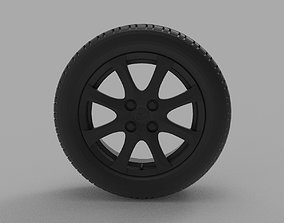 Mazda 2 3D print model