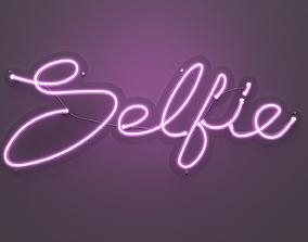 3D model Selfie