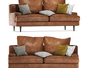 Roche Bobois sofa leather free 3D