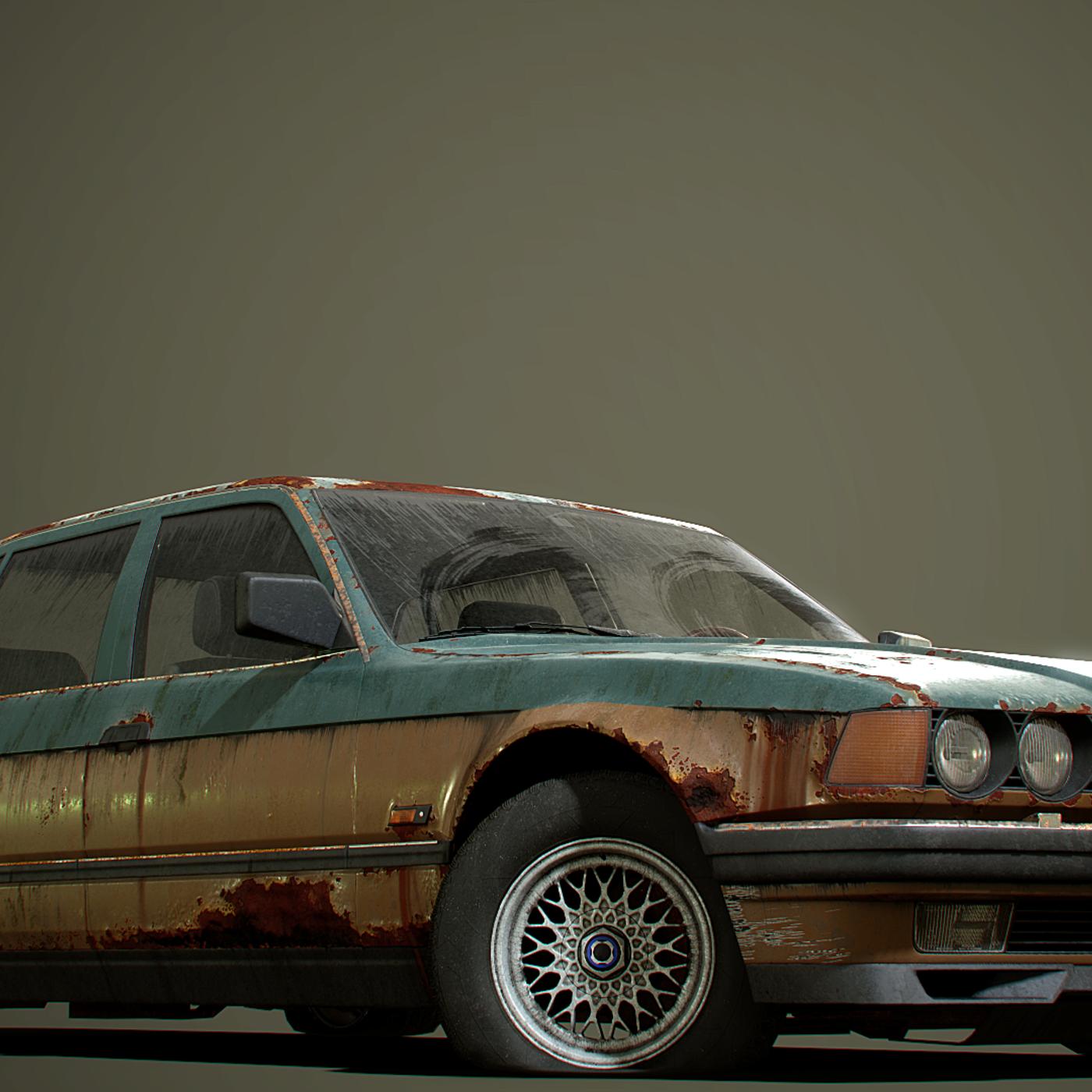 Gameready BMW e32