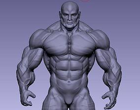 3D asset body builder
