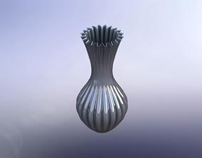 blossom Flower Vase 3D print model