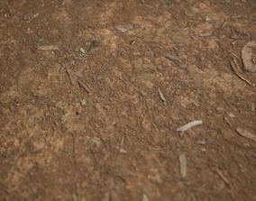 Tilia Dirt Texture 8K Photoscanned 3D asset
