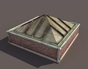 Skylight Window 2 3D asset