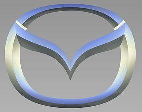 Mazda Logo 3D printable model