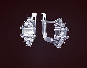 Earrings 13 3D print model