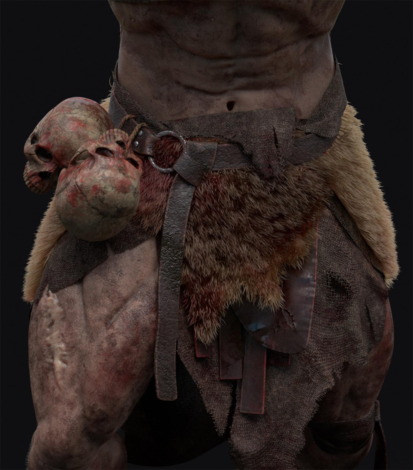 The Berberian Creature