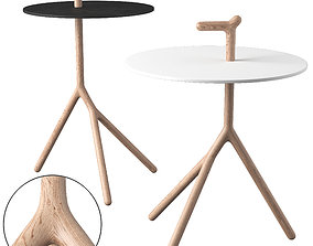 Yot Side Table By Florian Saul 3D