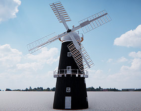 3D model realtime Windmill