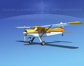 Dehaviland DH-2 Beaver SL12 3D