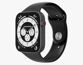 3D model Apple Watch Series 7