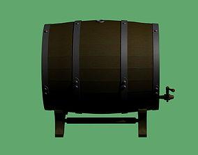 Beer keg 3D