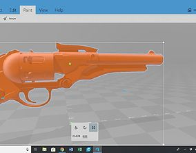 3D print model Destiny Trust Hand Cannon