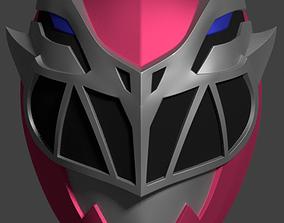 Mask Kishiryu Sentai Pink 3d print model