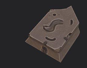 stone ruin 3D model