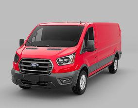 Ford transit 350 2022 3D model