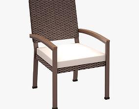 Chair 025 ZIVELLA 3D model