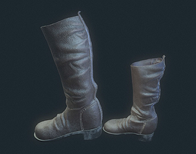 wellingtons 3D model