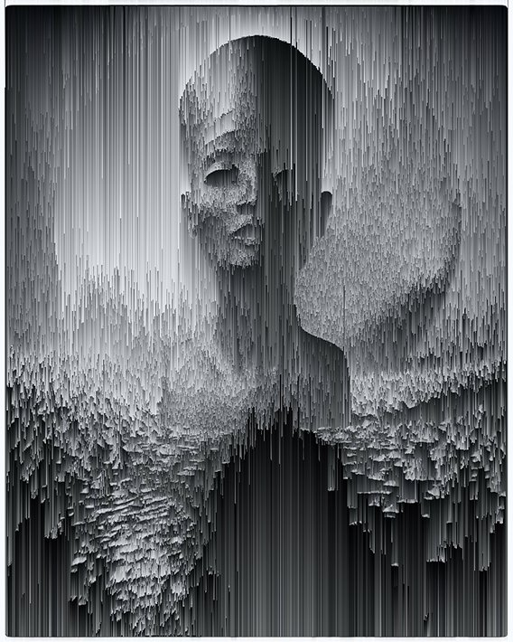 NEFERTITI GLITCHED