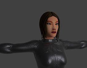 3D model The Semjase
