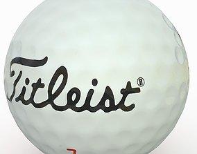 3D model Gilf Ball White