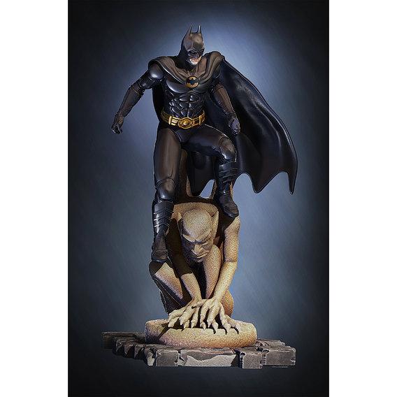 Batman - by Tim Burton