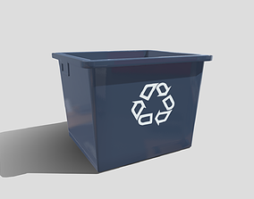 3D asset Recycle Box