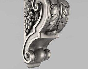 13 Corbels STL 3D print model