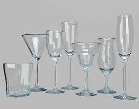 3D set of glasses