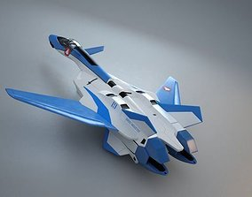 3D YF19 Excalibur