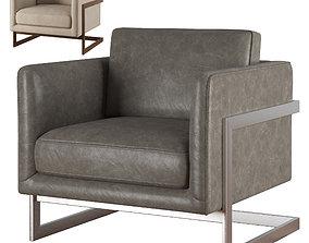 realtime RH Milo Baughman Model 3426 Chair